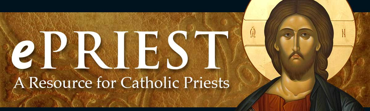 ePriest.com - A resource for Catholic Priests'
